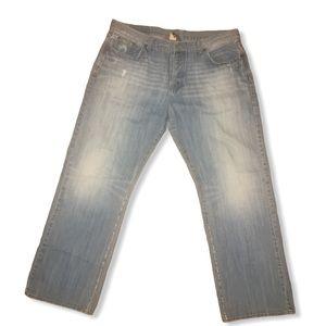 Lucky Brand Jeans Rascal Slim Bootleg